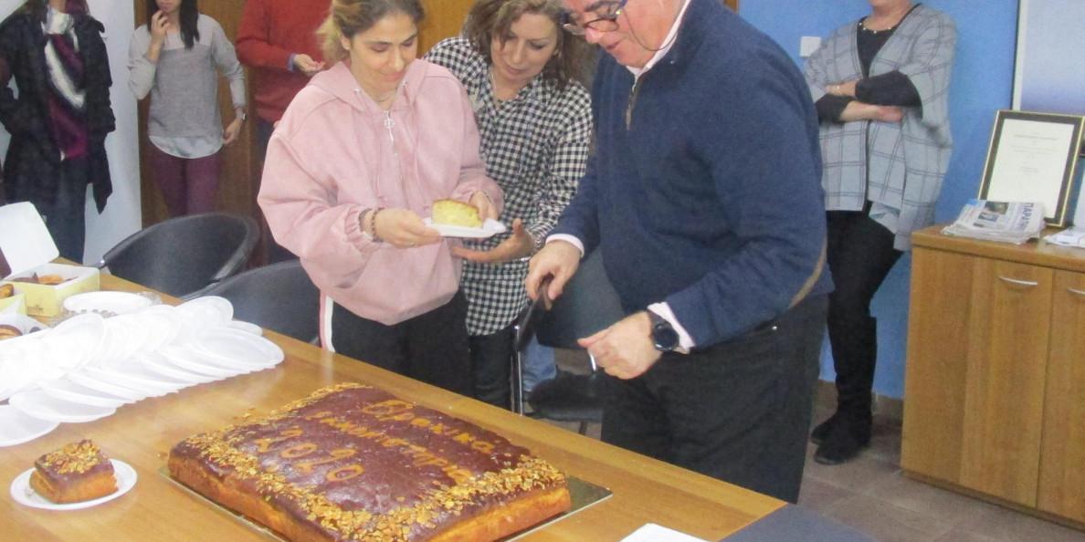 Βασιλόπιτα, απολογισμός και νέοι στόχοι για τα Θρακικά Εκκοκκιστήρια